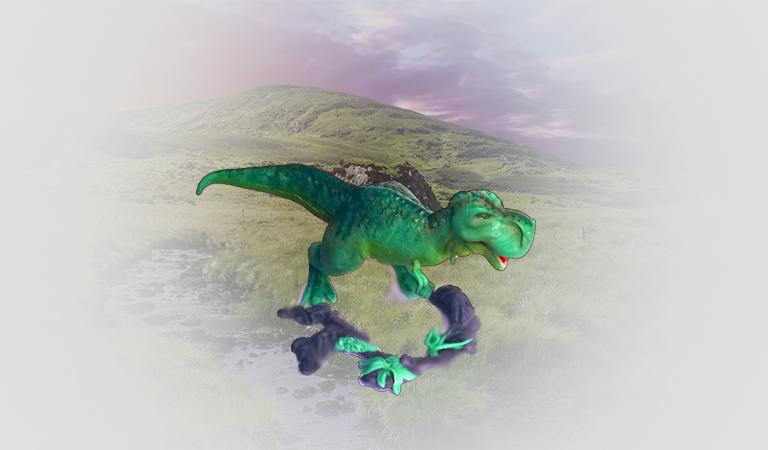 Тиранозавр фон